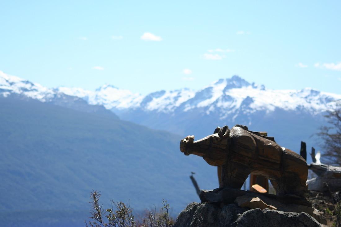 El Bolsón near Bariloche