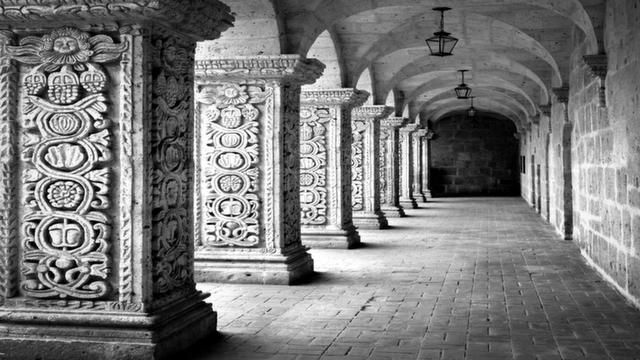 Architecture of Santa Catalina Monastery
