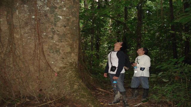 JP in Peru's Amazon Rainforest