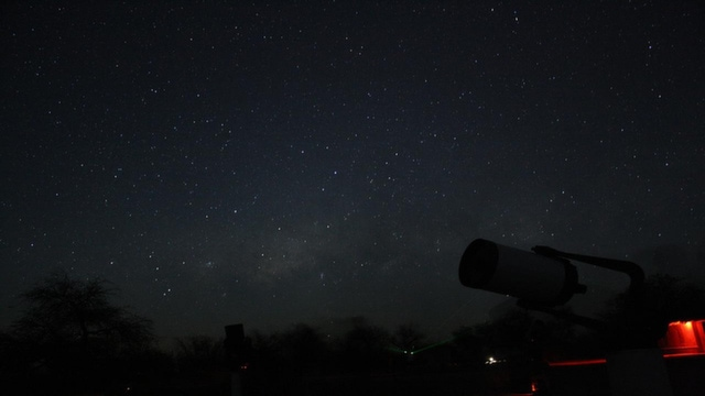 Stargazing in San Pedro de Atacama
