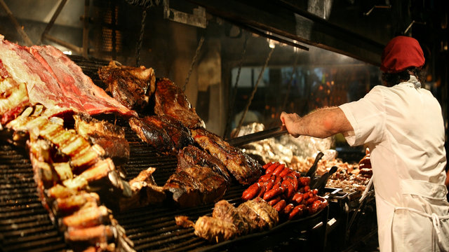 Meat in Buenos Aires