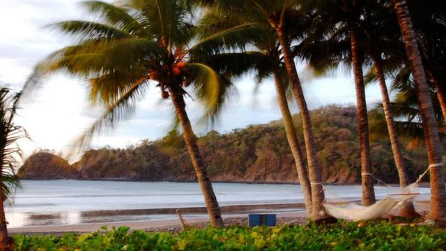Nicoya Peninsula beach in Costa Rica
