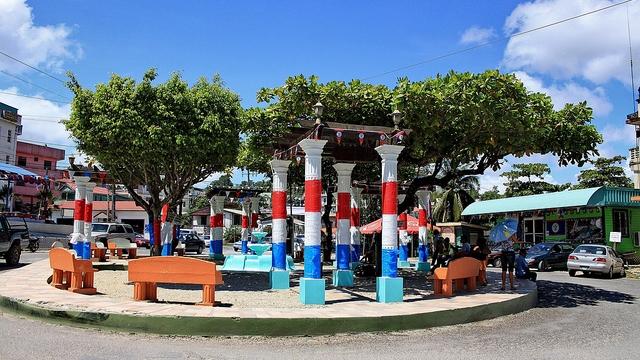 The relaxing town of San Ignacio