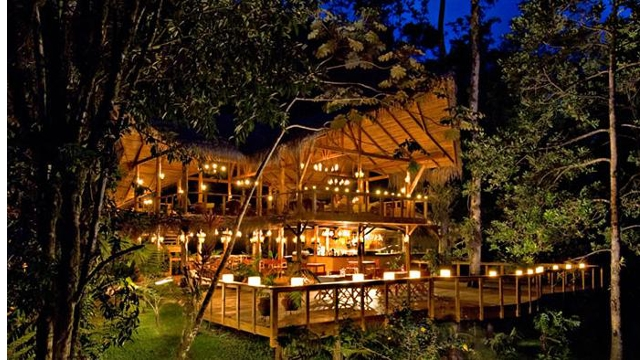 El Pacuare Lodge, Turrialba