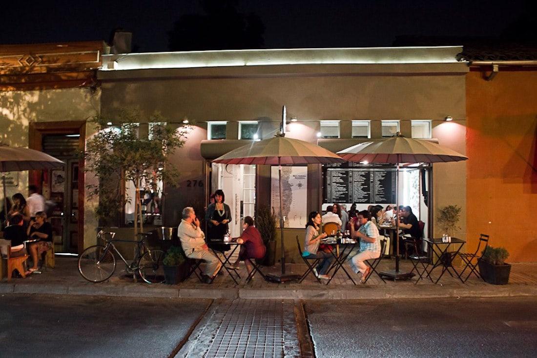 Bocanariz Restaurant, Santiago