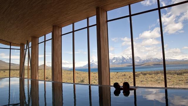 Uma Spa Tierra Patagonia Hotel