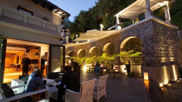 The Aubrey Hotel in Santiago de Chile
