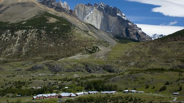 Hosteria Las Torres, Torres del Paine