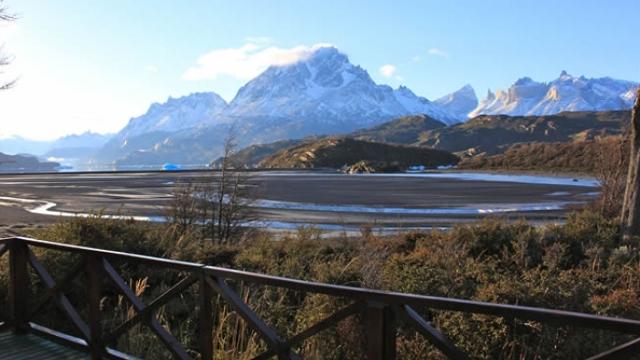 Hostería Lago Grey, Torres del Paine