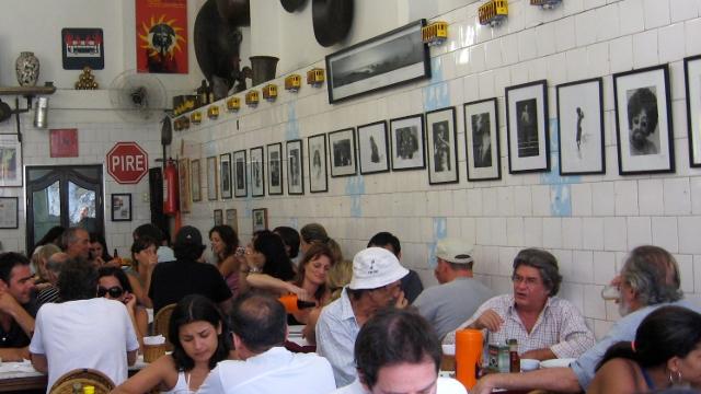 Bar do Mineiro, Santa Teresa