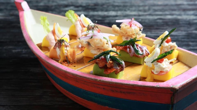Causa from La Mar, Lima