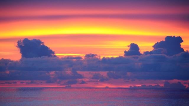 Watch the stunning Mal País sunset