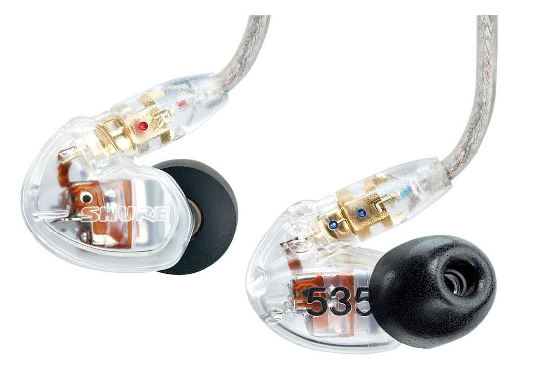 Shure SE-535 Earphones