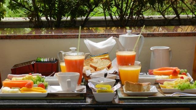 Breakfast, Casa do Amarelindo