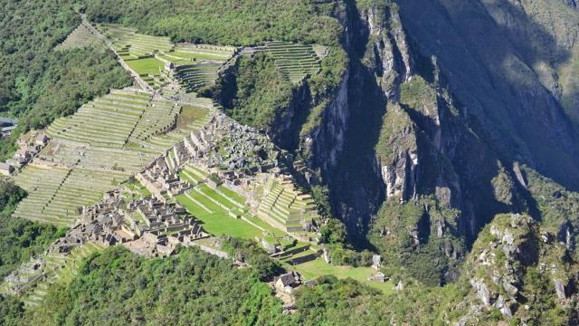 Huayna Picchu Mountain, Machu Picchu