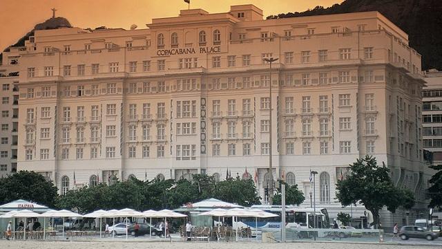 Copacabana Palace Brazil