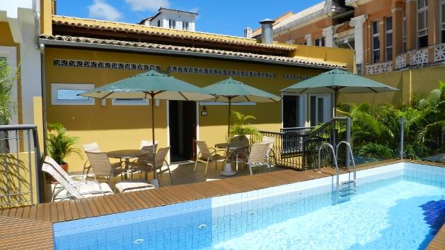Swimming-Pool, Casa do Amarelindo