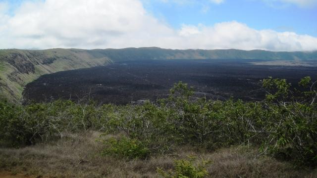 Sierra Negra, Isabela Island