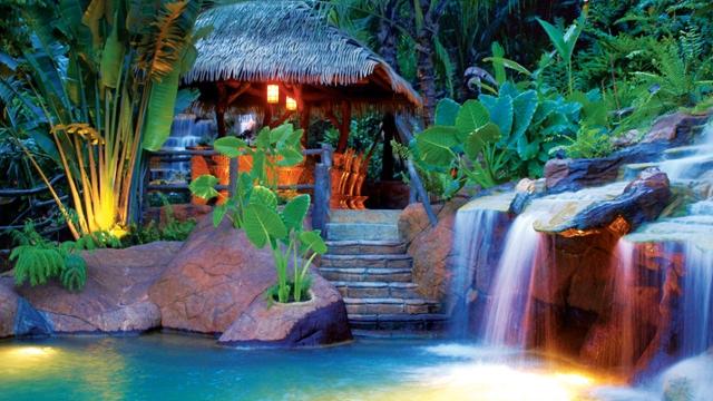 Arenal Natural Springs