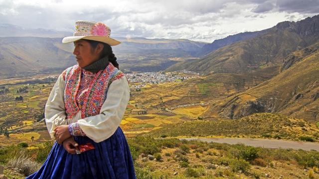 Peruvian culture & history