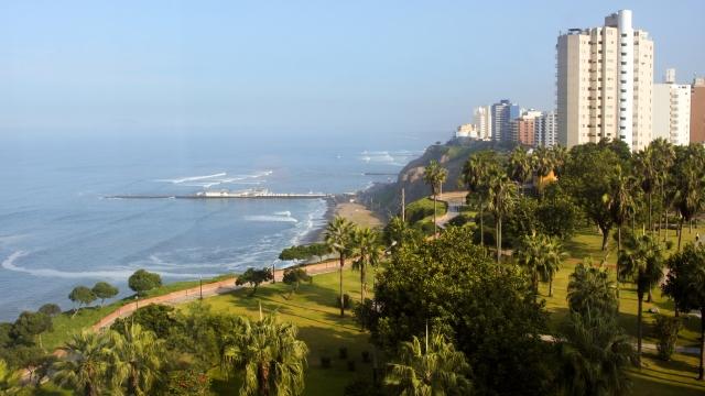 Larcomar, Lima