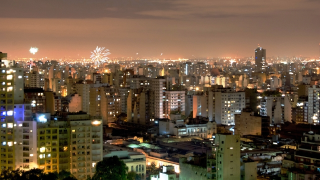 Buenos Aires - Christmas & New Year's Eve destinations