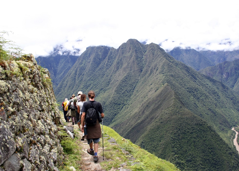 Keeping Your Gadgets Charged on the Inca Trail