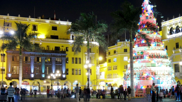 Lima - Christmas & New Year's Eve destinations