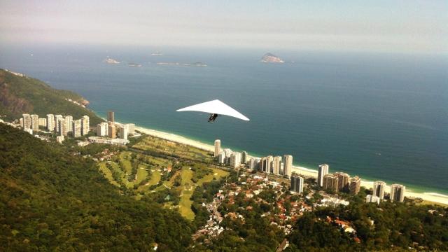Pedra Bonita, Rio de Janeiro