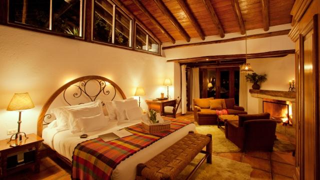 Inkaterra Machu Picchu Pueblo Hotel room