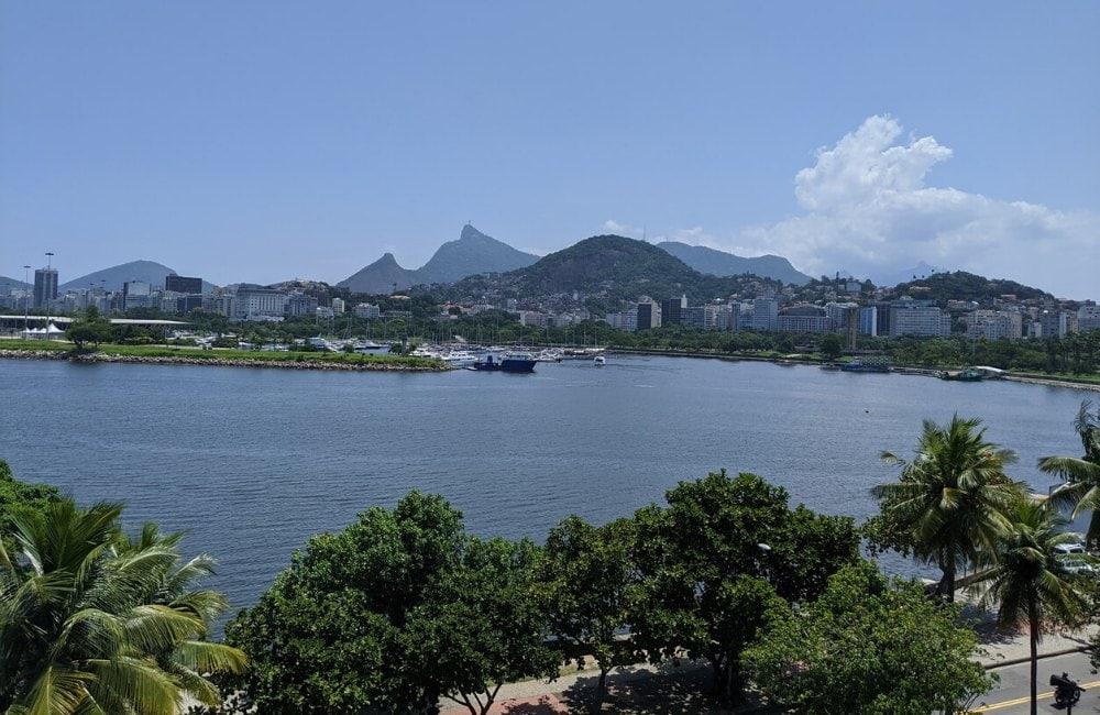 Lagoon in Rio