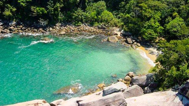 Caxadaço Beach, Ilha Grande