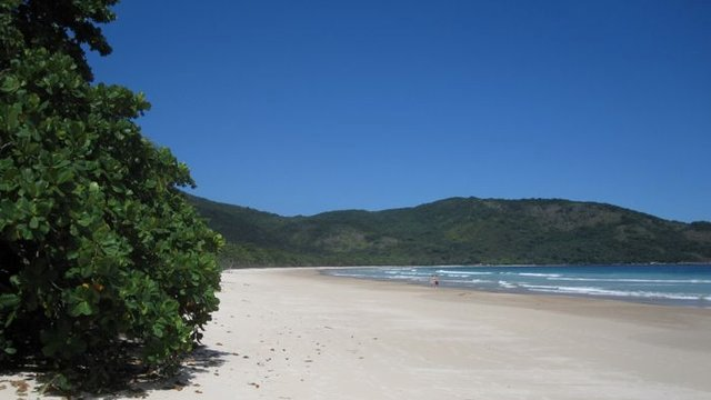 Lopes Mendes, Ilha Grande