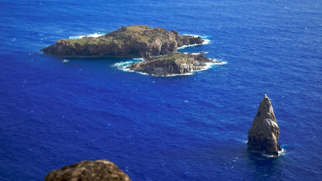 Motu Nui, Easter Island