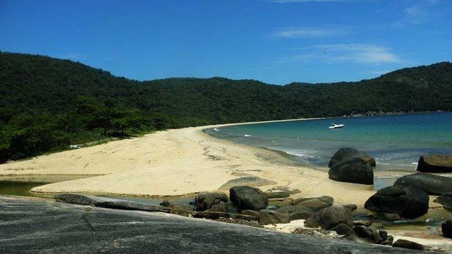 Parnaioca Beach, Ilha Grande