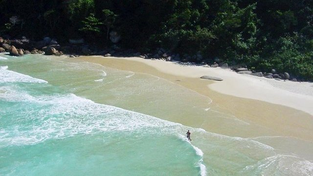 Santo Antonio Beach, Ilha Grande