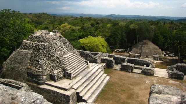 Caana, Caracol in Belize
