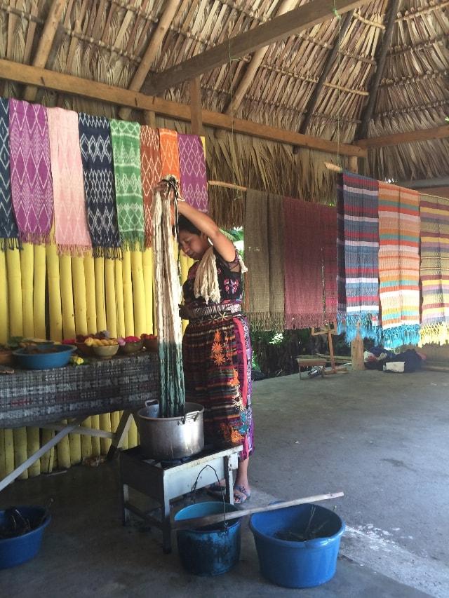 Mayan culture, Lake Atitlan