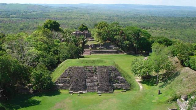 Xunantunich, Cayo District in Belize