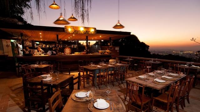Aprazivel Restaurant, Rio de Janeiro