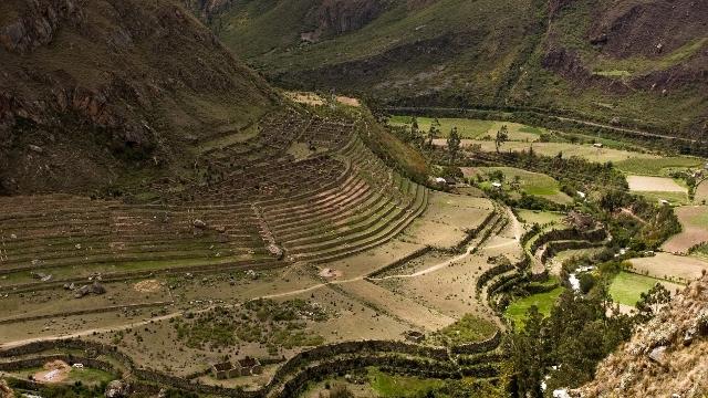 Patallacta, Inca Trail