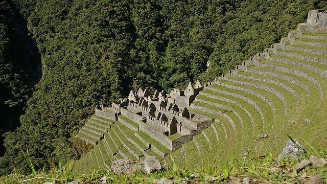 Wiñaywayna, Inca Trail