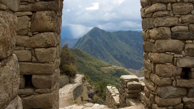 The Sun Gate, Machu Picchu