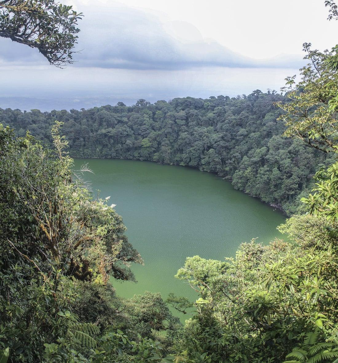 Cerro Chato, Arenal