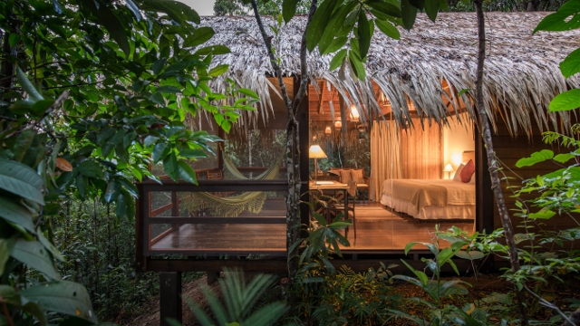 Anavilhanas Jungle Lodge, Brazilian Amazon