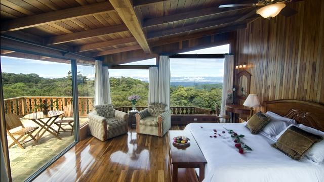 Hotel Belmar Sunrise Room, Monteverde