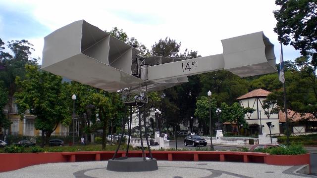14 Bis Square, Petropolis