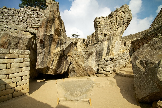 Temple of the Condor, Machu Picchu