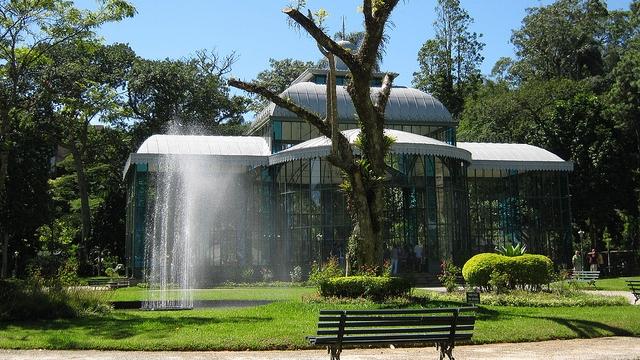 Crystal Palace, Petropolis