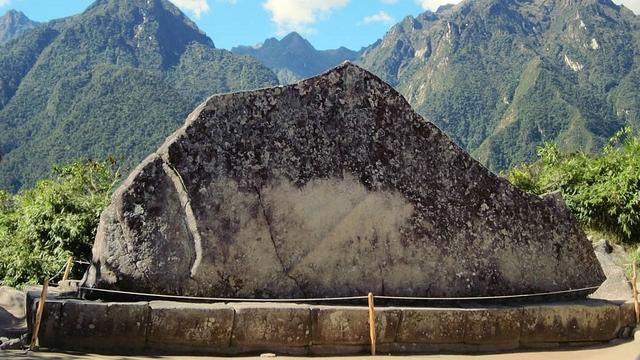 Sacred Rock, Machu Picchu